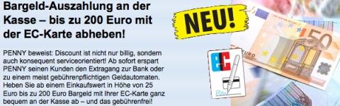 © Screenshot penny.de