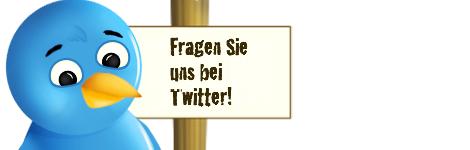 Twitter Kundenservice: Fragen Sie uns bei Twitter!