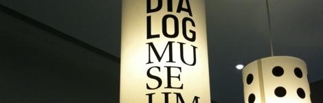Foyer Dialogmuseum Frankfurt