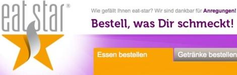 eat-star.de - Online Pizza und Co. bestellen und bargeldlos bezahlen