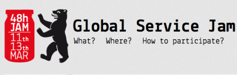 Logo Global Service Jam Berlin